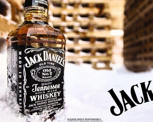 jack daniels - please enjoy responsibly