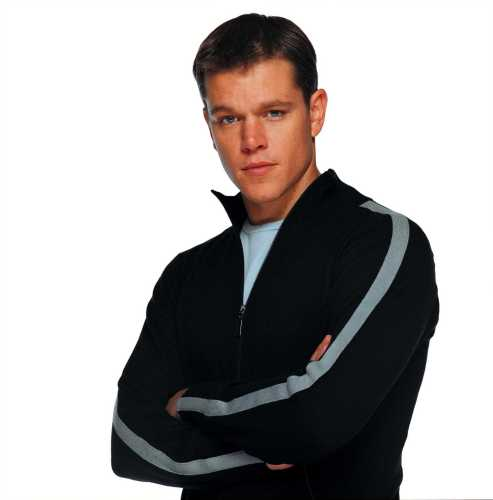 Matt Damon - bourne supremacy 011