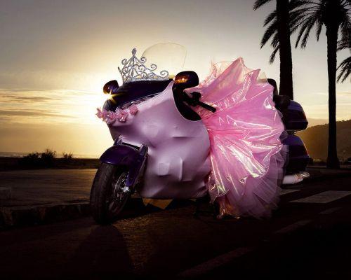 Ballerina Motorcycle