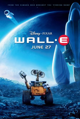 Wall-E Movie Poster