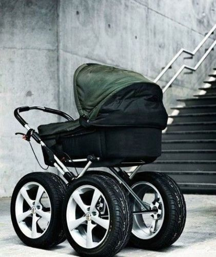 highspeed baby carriage