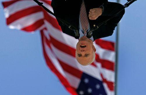 McCain is angry