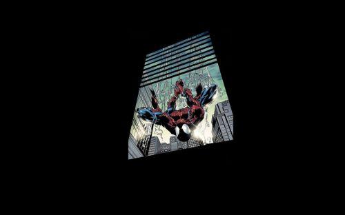 Spider-Man Voyeur