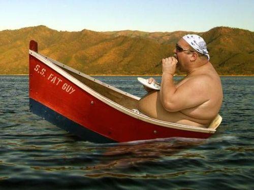 SS Fat Guy