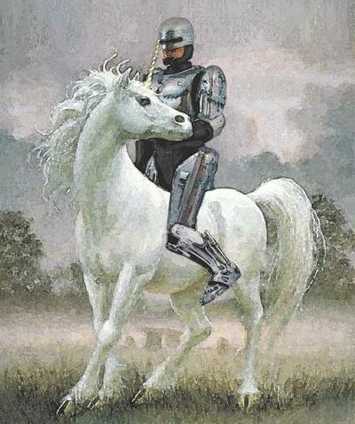 Robocop on Unicorn