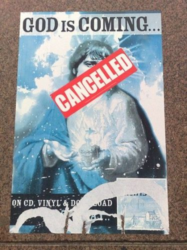 God Is Coming - Canceled