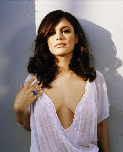 Rachel Bilson - white shirt 2