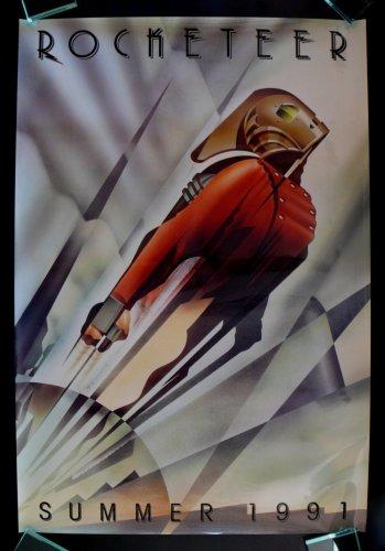 Rocketeer Movie Poster