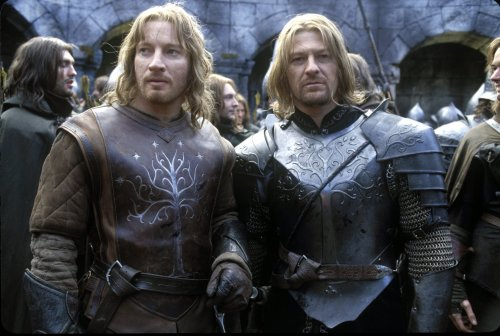 LOTR Brothers In Arms