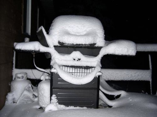 sinister grill