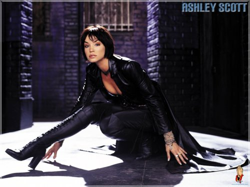Ashley Scott - Birds of Prey