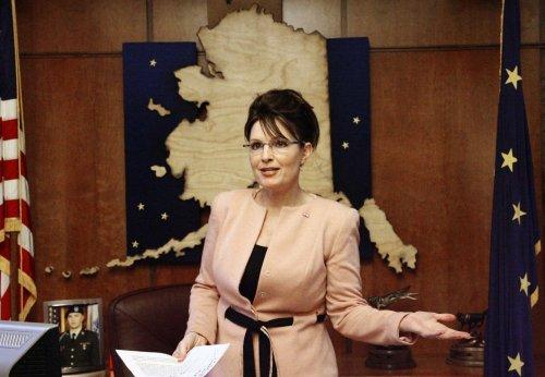 Sarah Palin In Office