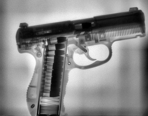 Gun X-Ray