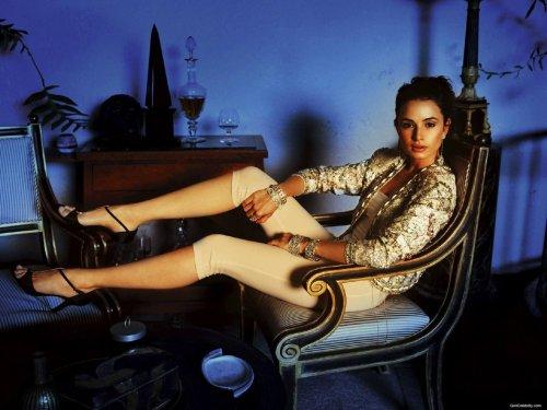 Natalie Portman In Tights