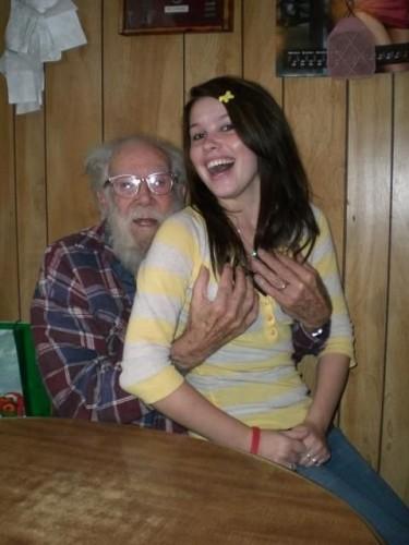 nsfw - old man pervert grope