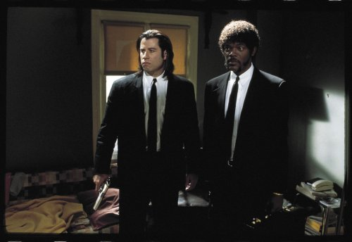 pulp fiction badasses