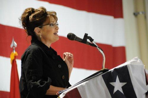 Sarah Palin Speaking