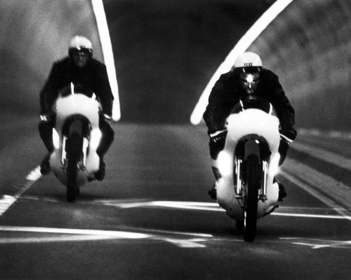 thx 1139 - motor cycle police