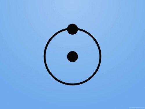 Watchmen - Dr Manhatten Logo