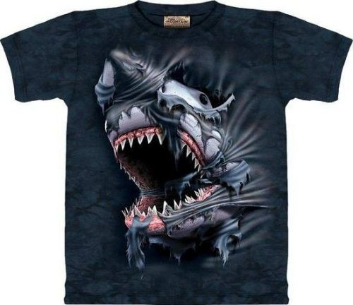awesome shark shirt