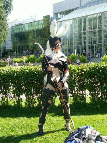 bunny archer
