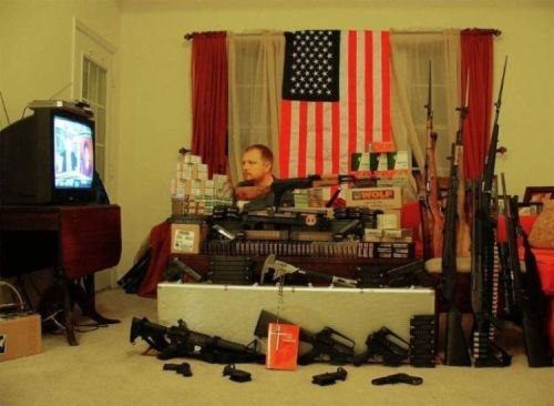 american gun nut