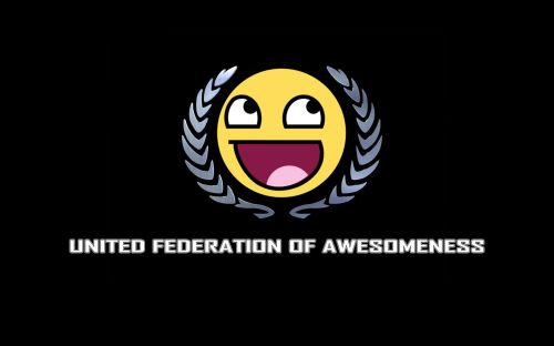 united federation of awesomeness