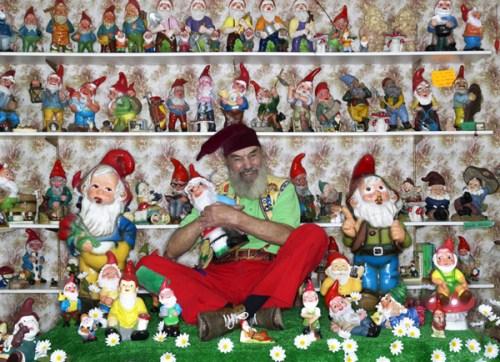 gnome collector