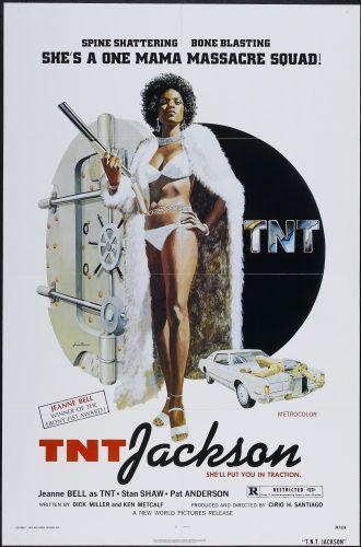 tnt jackson movie poster