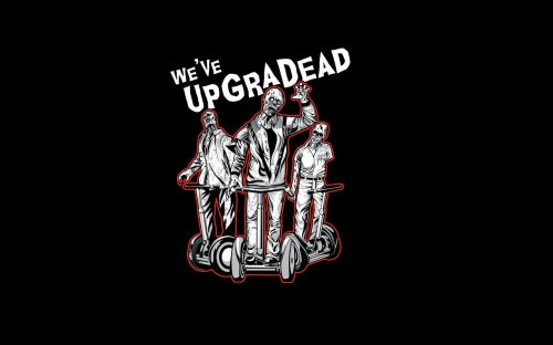 upgraded zombies