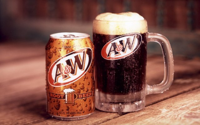 AW Root Beer