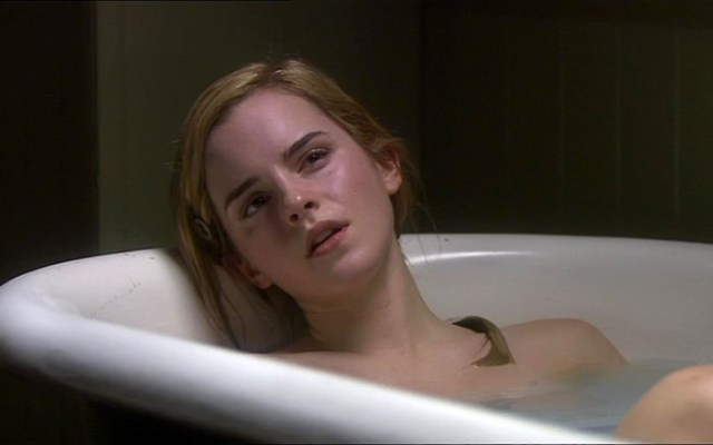 emma watson in tub