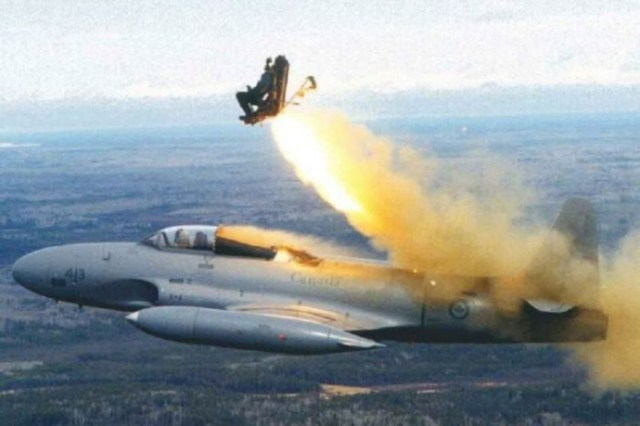 jet ejection
