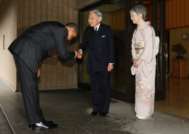 obama bows before the all mighty all father
