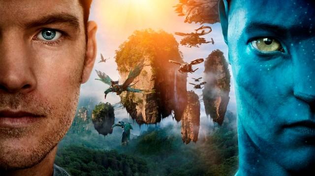 Avatar Faces Wallpaper
