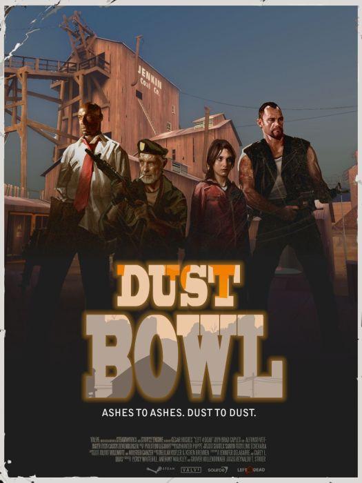 left 4 dead - dust bowl