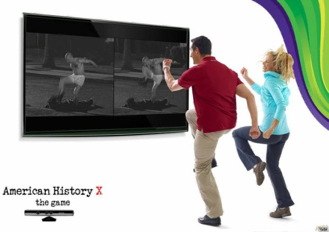 american history x - the game
