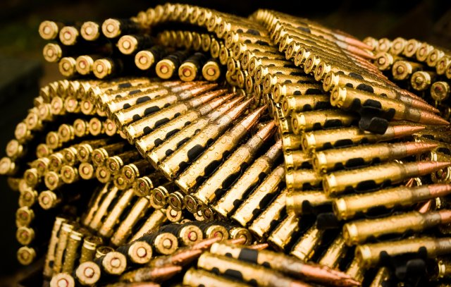 bullet belts