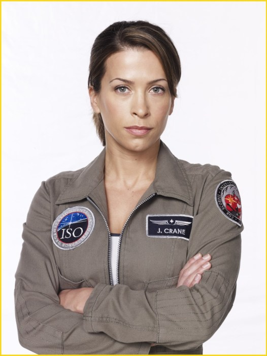 christina cox is a space girl
