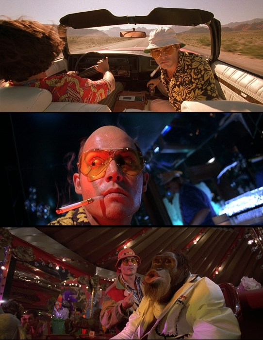 fear and loathing stills