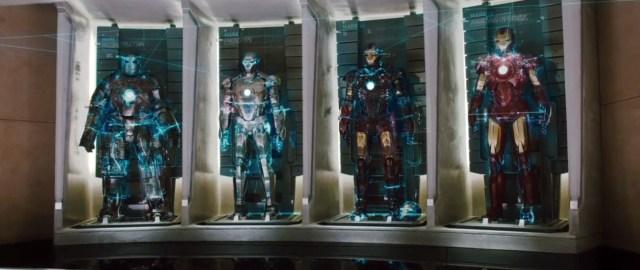 iron man 2 - armor archives