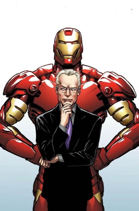 iron man and tim gunn