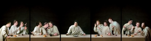 last supper - corky edition