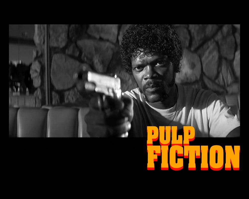 Pulp Fiction Wallpaper Myconfinedspace