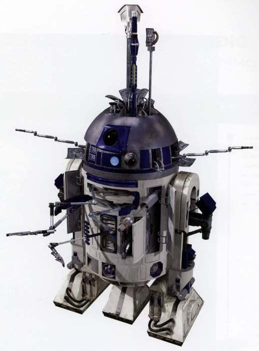 Artoo modifications