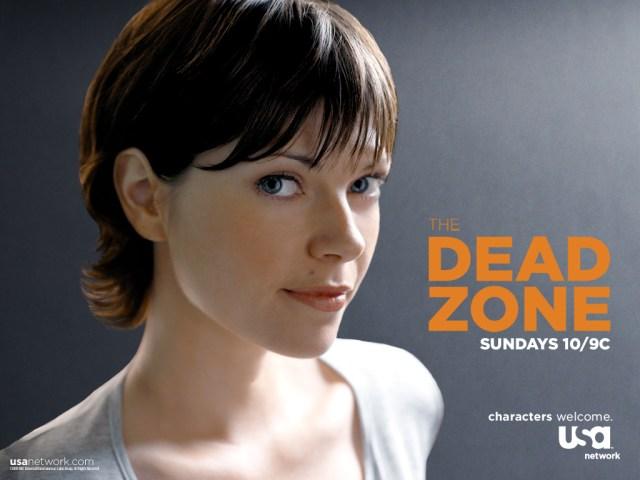 Nicole de Boer - The Dead Zone Wallpaper