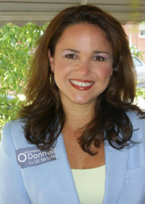 christine o' Donnell is a sexy senator