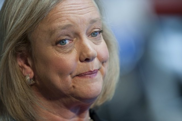 meg whitman - political looser