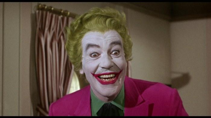 joker is crazy