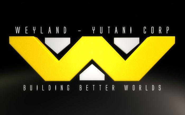 weyland - yutani corp LOGO WALLPAPER
